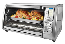NEW Black & Decker CTO6335S 6 slices Countertop Convection Toaster Oven