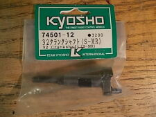 74501-12 32 Crankshaft (S-MR) - Kyosho GT32S-MR Marine Nitro Engine