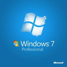 Activation Windows 7 Professional 32 64 BIT clé Original Multi-Language