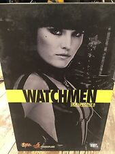 Sideshow Hot Toys The Watchmen Silk Spectre II 1/6 Scale Figure