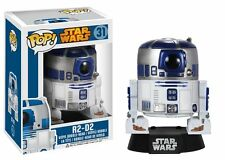 Funko Pop Star Wars R2-D2 Bobble-head Vinyl Action Figure Toy #31
