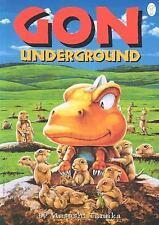 Gon: Gon Underground by Masashi Tanaka (1999, Paperback)