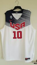 BRAND NEW WITHOUT TAGS NIKE KYRIE IRVING OLYMPICS 2014 USA BASKETBALL JERSEY 4XL