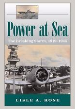 Power at Sea: The Breaking Storm, 1919-1945-ExLibrary
