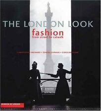 The London Look: Fashion from Street to Catwalk-ExLibrary