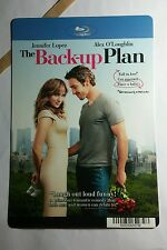 THE BACK-UP PLAN LOPEZ BLURAY STYLE ART MINI POSTER BACKER CARD (NOT A movie )