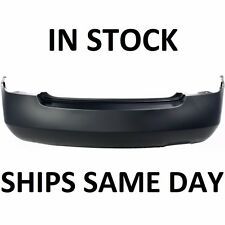 New Primered - Rear Bumper Cover Replacement For 2002-2006 Nissan Altima Sedan