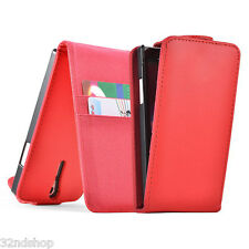 Sony Xperia S LT26i book wallet case cover quality PU leather with card slots