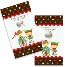 Santa's Little Elf - Christmas Scratch Off Game Pack
