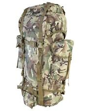 BRITISH ARMY STYLE ASSAULT PACK BACKPACK CADET MTP MULTICAM CAMO 60 LITRE