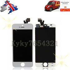 For Apple iPhone 5 Replacement Front Glass LCD Screen & Digitizer Assembly White