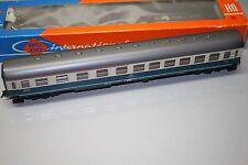 Roco 4288 4-Achser Personenwagen 1./2.Klasse ABüm DB blau/beige Spur H0 OVP