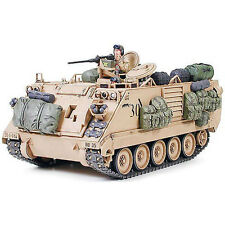 TAMIYA 35265 US M113 A2 Desert Version Iraq 03 1:35 Military Model Kit