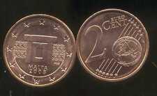 MALTE    2  cents  2008  SPL  neuve  ( sortie du rouleau )