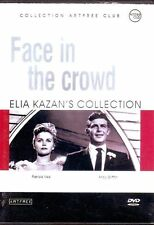 ELIA KAZAN - FACE IN THE CROWD -1957 - ALL REG SEALED DVD