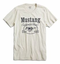 Lucky Brand - Mens L - NWT - 1968 GT/CS Cali Classic Ford Mustang Cotton T-Shirt