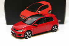 1:18 Norev VW Golf 7 VII GTI red DEALER NEW bei PREMIUM-MODELCARS