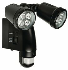 LAMPE LED EXTERIEUR CAMERA ESPION DETECTEUR DE MOUVEMENT ENREGISTRER SD SECURITE