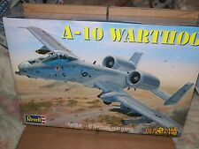 REVELL 1/48 MODEL KIT (A-10 WARTHOG) 85-5521  FREE U.S. PRIORITY SHIPPING