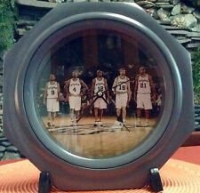 SAN ANTONIO SPURS Memorabilia Collectors' Wall Clock