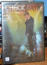 NEW FACTORY SEALED CHECKMATE DVD