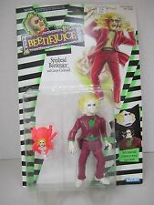 BEETLEJUICE - SPINHEAD Beetlejuice and Creepy Cockroach - 1989 Kenner - No.30080