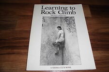 Michael Loughman -- LEARNING to ROCK CLIMB // for all Climbers-not just Learners