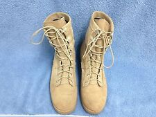Belleville Gore-Tex  Combat Boots Tan, Size 5.5R Vibram Soles MADE IN THE U.S.A.