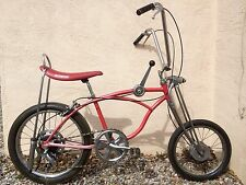 1968 Schwinn Stingray Red