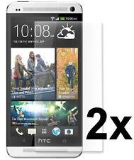 HTC One Mini ( M4 ) / 2x Protezione per Schermo Pellicola Protettiva Display