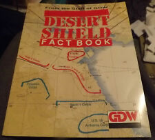 Desert Shield Fact Book by Frank A. Chadwick (1991, Paperback)