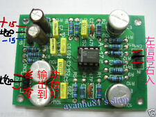 HIFI STEREO PHONO RIAA AMPLIFIER NE5532 DIY PREAMPLIFIER Audio diy