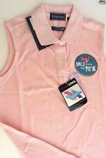 PINK PANTHER WINNER MATE TECHNICOOL PINK GOLF SHIRT SMALL NEW