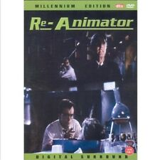 Re-Animator (1985) DVD - Stuart Gordon, Bruce Abbott (New & Sealed)
