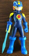 MEGAMAN Battle Warrior PVC Action Figure Sword