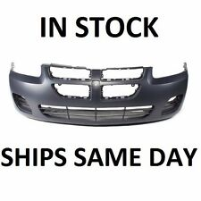 NEW Primered - Front Bumper Cover For 2004 2005 2006 Dodge Stratus 4805903AB