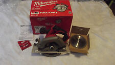 milwuakee m18 cordless circular saw, tool only