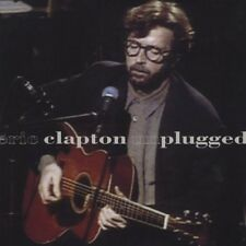 "ERIC CLAPTON ""UNPLUGGED"" 2 LP VINYL NEW+"