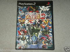 PlayStation2  Sunrise Eiyuutan 2 PS2 Used Japan