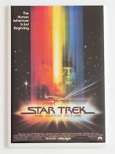 Star Trek Motion Picture FRIDGE MAGNET (2 x 3 inches) movie poster captain kirk