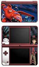 VINYL SKIN STICKER FOR NINTENDO DSI XL - REF 23 BIG HERO 6