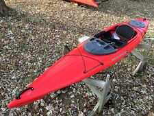 Wilderness Systems Pungo 120 Red Kayak Closeout