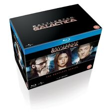 Battlestar Galactica The Complete Series Blu-Ray | NEW & Free Post Australia