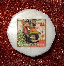 """Onorevole Claus """"CUCINA TORTINA di cera si scioglie, molto profumato, Natale, invito allo, feste regalo"""