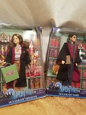 Harry Potter Hogsmeade Dolls 2003 Marauders Map Prisoner of Azkaban