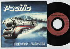 "Frederic MERCIER Pacific / Mesogee FRENCH 7""45 w/PS CARRERE(1978)disco synth pop"