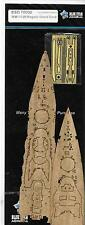 Blue Star Admiral WWII IJN Nagato Wood Deck and Photo Etch 1/700 02 Aoshima ST