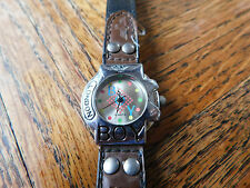 Boy London Watch with fresh battery and FREE SHIPPING in cont usa