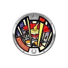 YoKai Yo-Kai Watch Series 4 Gleam Medal  ***NEW Unused*** English version