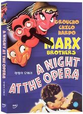 A Night At The Opera (1935) DVD - Marx Brothers (New & Sealed)